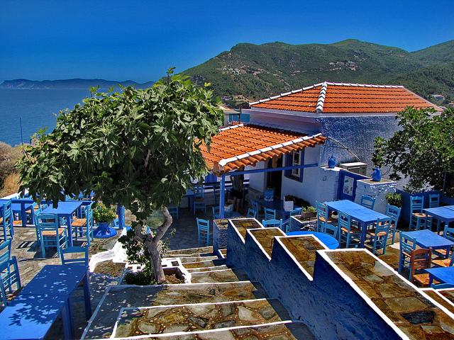 Skopelos Island Greece Travel